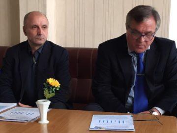 """Политически съюз """"Демократична България обединение"""" представи в Русе позиции по актуални проблеми"""