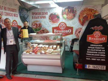Свинекомплекс Голямо Враново представи своя продукция на специализираното изложение МЕСОМАНИЯ в Inter Expo Center София