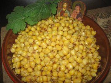 варена царевица андреевден