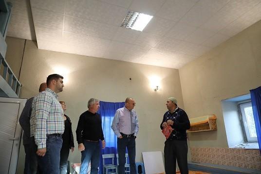 Евродепутатът Андрей Новаков посети общините Ценово, Борово и Иваново