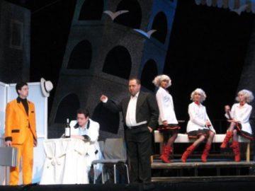 любовен елексир опера доницети русе