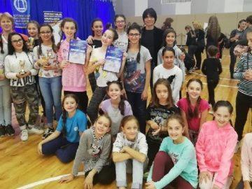 """Ученици от специалност """"Класически танц"""" при НУИ с награди от 13 национален танцов конкурс """"България танцува"""""""