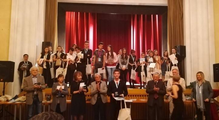 Успех за ученици от НУИ - Русе на флейтовия конкурс във Варна в края на октомври