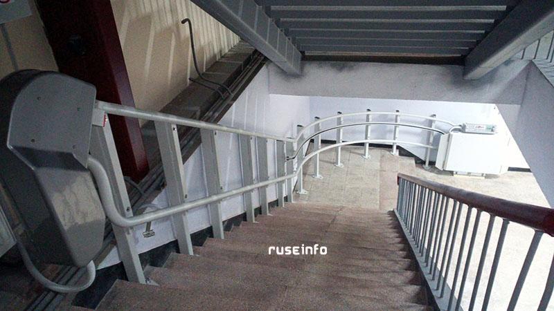 платформа за инвалиди зала дунав 1