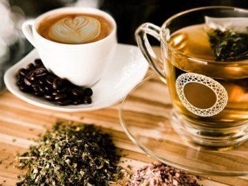 чай и кафе
