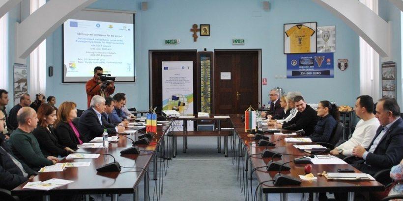 Община Гюргево и Община Русе рехабилитират ключови инфраструктурни участъци по съвместен трансграничен проект
