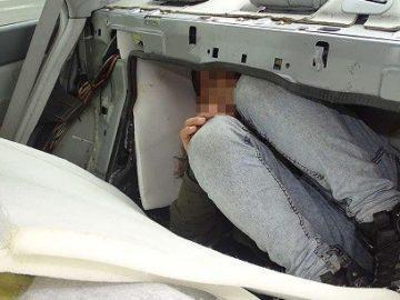Задържан е българин, опитал да прекара нелегално сириец на ГКПП - Гюргево