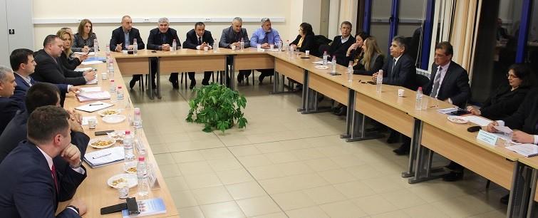 Експерти от Националната агенция за оценяване и акредитация гостуваха в Русенския университет