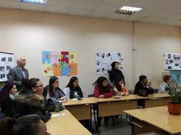Клубът на социалния работник в Русенския университет отбеляза 75 години от спасяването на евреите в България