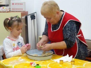 Най-вкусният хляб е от ръцете на баба