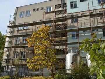 За 8 месеца трябва да санират 6 блока в гюргевски квартал