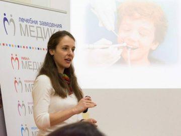 "Денталното здраве при децата бе темата на родителското кафе на лечебни заведения ""Медика"""
