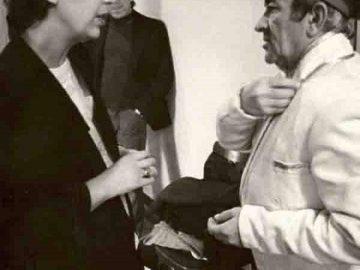Виолета Радкова чества 70 - годишен юбилей днес