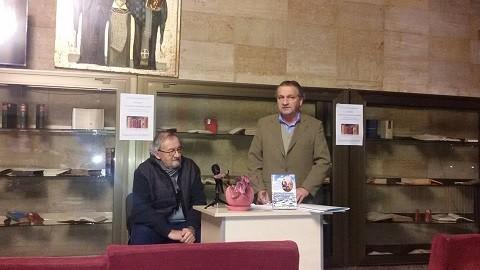 """В Русе беше представена книгата """"Поборникът Иваница Ангелов Иванов. Писма, спомени, документи (1867-1939)"""""""
