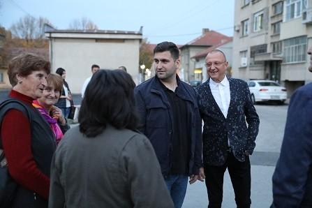 Евродепутатът Андрей Новаков посети Община Бяла