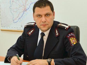 Окръжният инспекторат за извънредни ситуации в Гюргево има нов директор