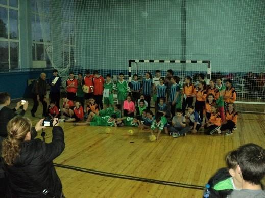Още отличия и награди на финалите на турнира по хандбал