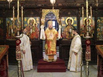Русенският митрополит Наум възглави заупокойната св. литургия по повод шест години от кончината на Българския патриарх Максим