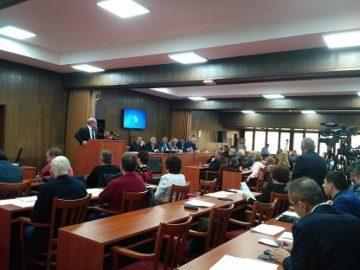 заседание на общински съвет русе
