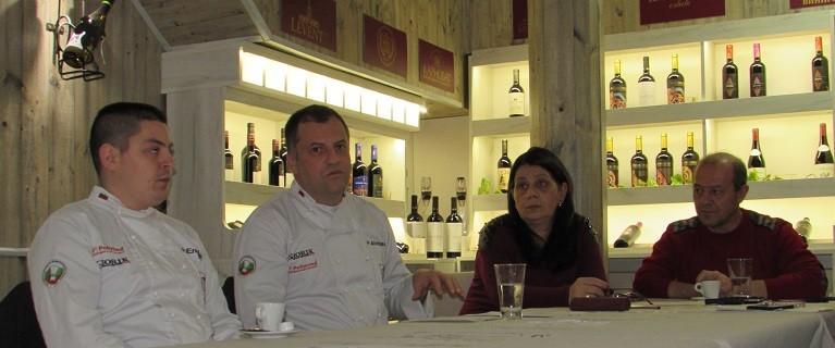 """Предстои четвъртото издание на вече запазената марка регионално кулинарното състезание за непрофесионалисти """"На върха на ножа"""" в Русе"""