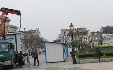 Коледният базар в Русе отваря врати на 3 декември