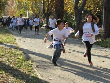 Каритас Русе организира този следобед символичен маратон