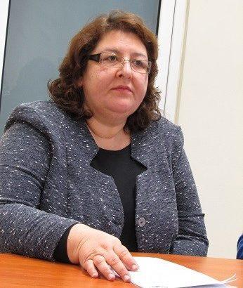 Милена Влахова - директор на териториалната структура на Агенцията за социално подпомагане в Русенска област