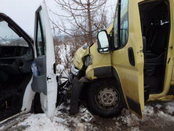 Двете пострадали ученички при катастрофата в Русенско са с фрактури на носа