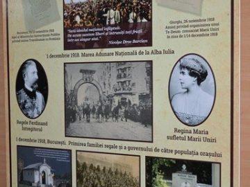 Изложба за националното обединение преди 100 години откриха в Гюргево