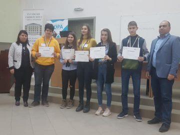 Иновационен лагер се състоя в Русенския университет