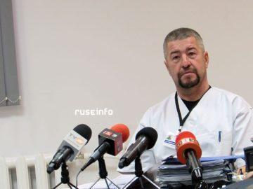 Д-р Красимир Теодосиев от УМБАЛ Канев