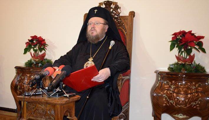 Русенският митрополит Наум прие представители на национални и регионални медии