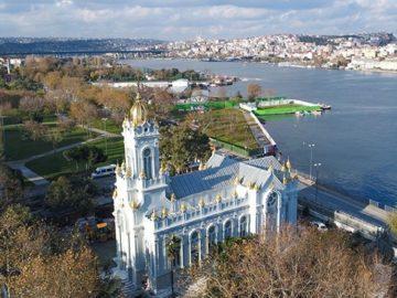 Русенският митрополит Наум служи в българската Желязна църква в Цариград днес