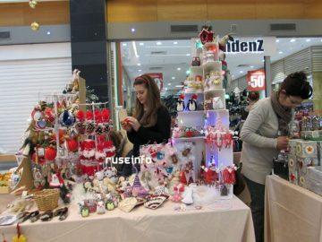 коледно изложение дунавски център за занаяти мол русе 1