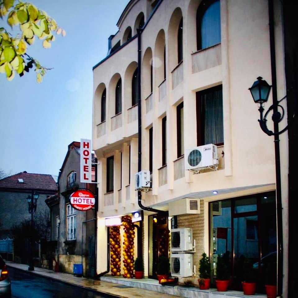 Хотел Опиум / Hotel Oppium