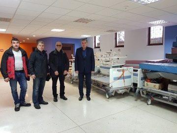 """УМБАЛ """"Канев"""" получи хуманитарна помощ от благотворителна фондация """"Българска помощ"""""""