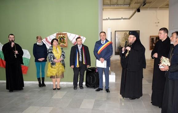 """В Русенската художествена галерия се откри изложбата """"Изкуство и традиция"""""""