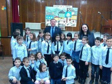 Урок по Русезнание с вицепремиера г-н Каракачанов