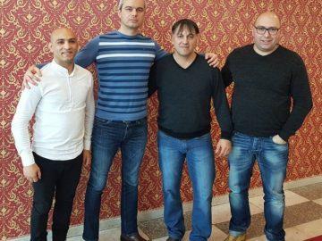 Световният шампион Златан Ванев се присъедини към ПП ,,Възраждане'' - Русе