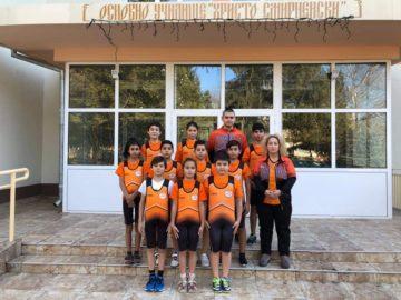 Русенски щангисти се включиха в турнир в Генерал Тошево