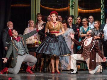 """Оперетата от Имре Калман """"Графиня Марица"""" ще види русенската публика днес"""