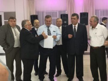 Запасните воински организации на Русе и Гюргево празнуваха заедно
