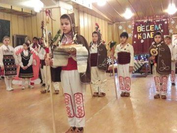 """И тази година в ОУ """"Братя Миладинови"""" се проведе станалия традиционен коледен концерт"""