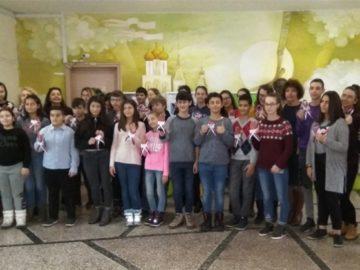 На 15 декември се проведе общинският кръг на олимпиадата по руски език