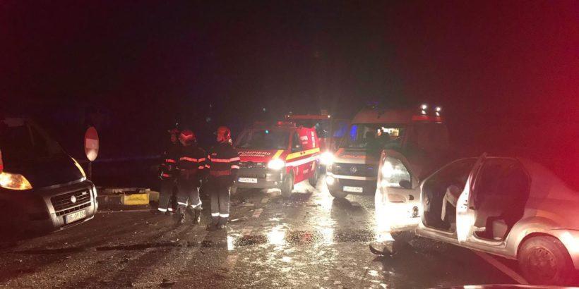 Българин пострада при тежка катастрофа край гюргевско село