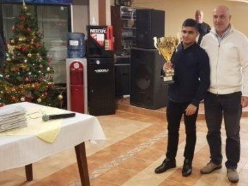 Ангел Русев е щангист на годината в България