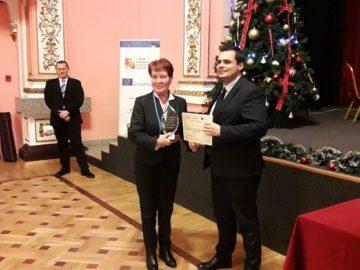Русенският университет получи Знак за качество за работата си по програма Еразъм+