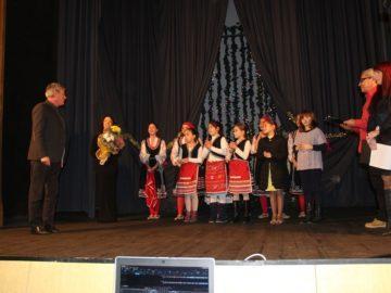 Тържествен концерт в Две могили постави началото на Коледните и новогодишните празници