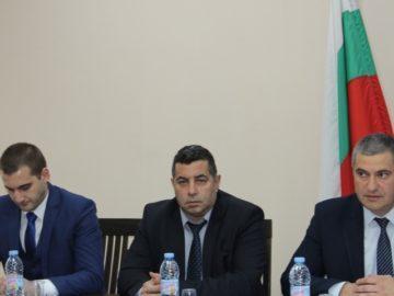 Област Русе пое председателството на Северния централен планов район