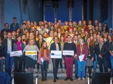 Ученици от СУ за европейски езици участваха в международна среща на младежи от Европа в град Кремс